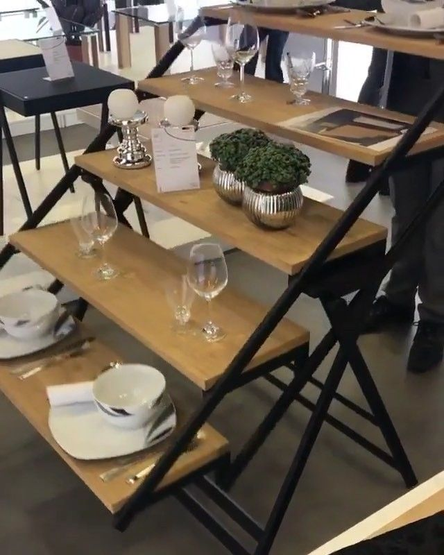 Created By Trent Austin Design, The Urbana Incredible Convertible Dining  Table Uses Reclaimed Wood For The Top And Metal For The Frame, With An  Industrial ...