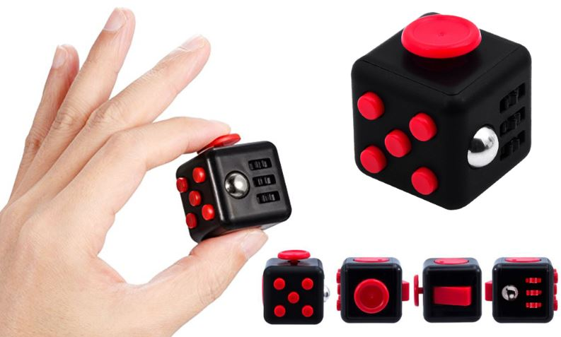 The Original Fidget Cube Was Brainchild Of Brothers Mark And Matthew McLachlan Who Created It With Intention Providing Ultimate
