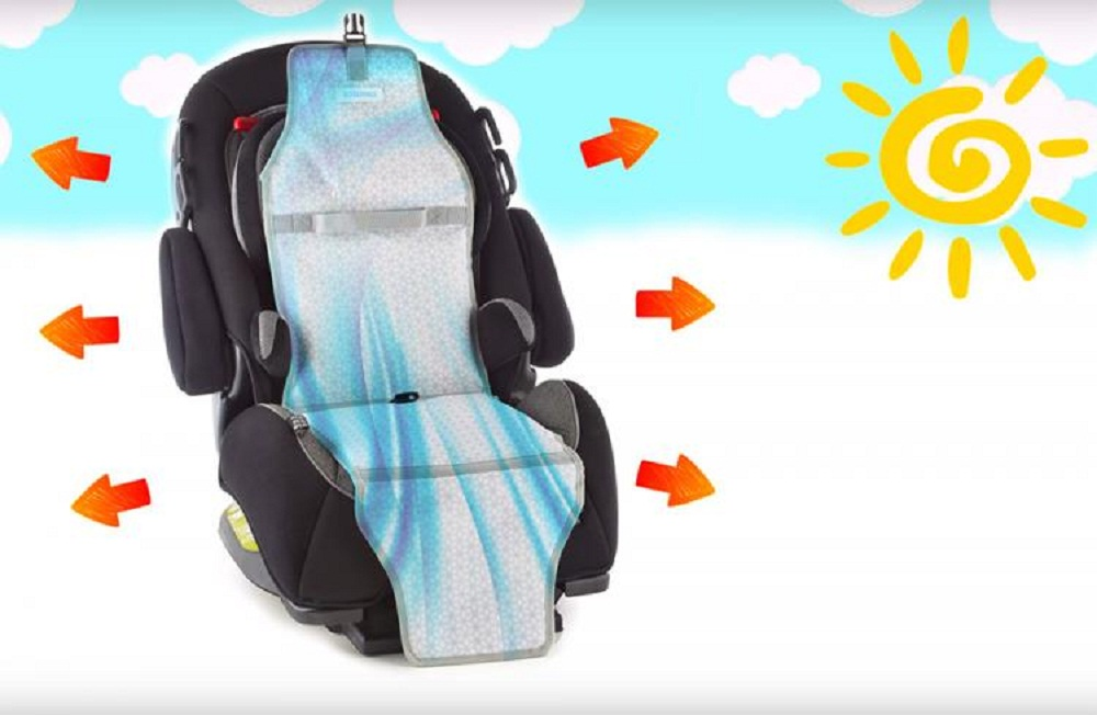 It Keeps Your Car Seat Cool While Youre Out Set Up When You Leave The And Seats Nice For Child Get Back