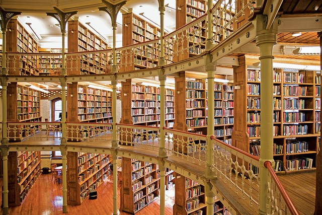 Top 100 Largest Libraries In The World - P81.Stockholm