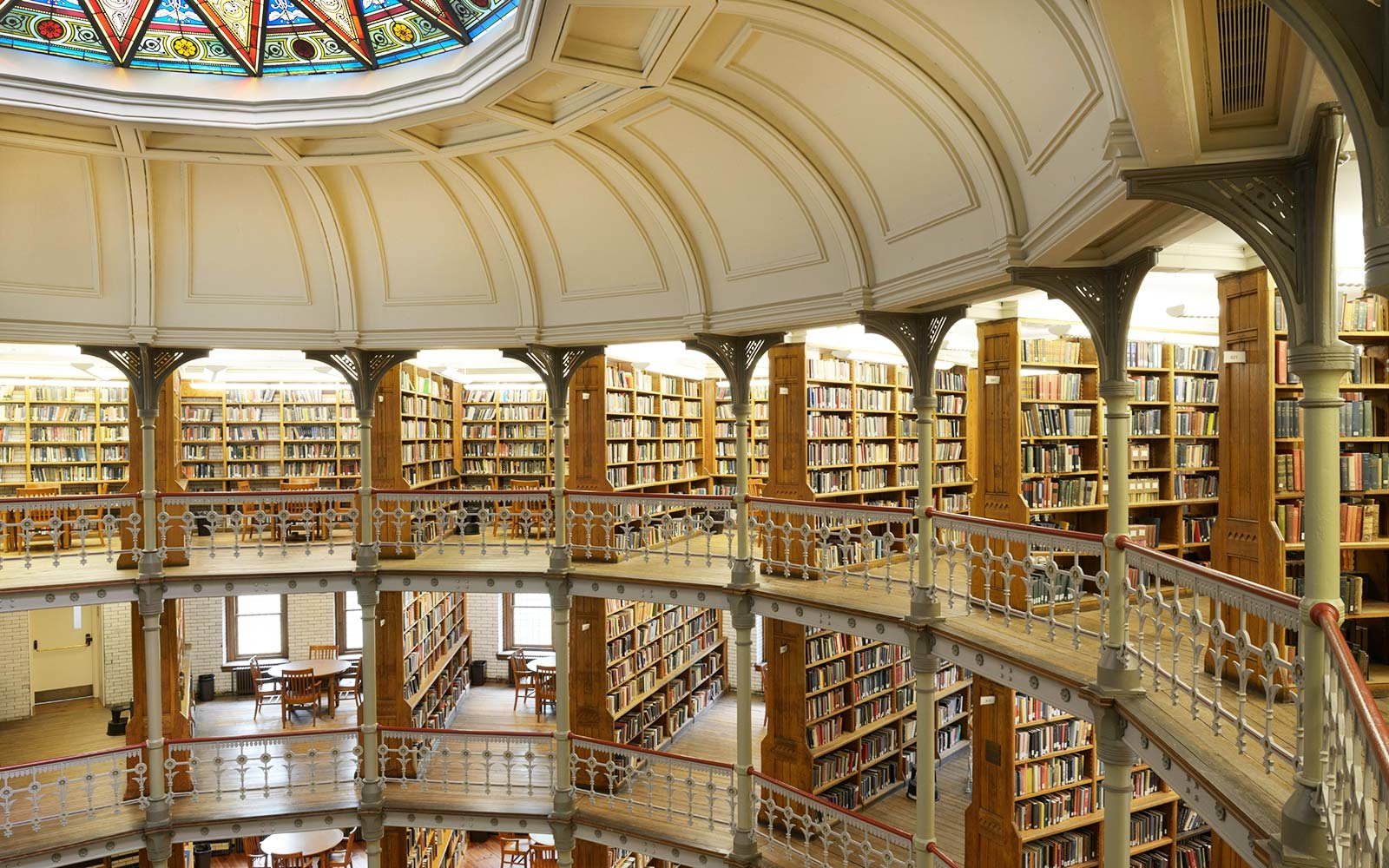 Top 100 Largest Libraries In The World - P50.Lehigh