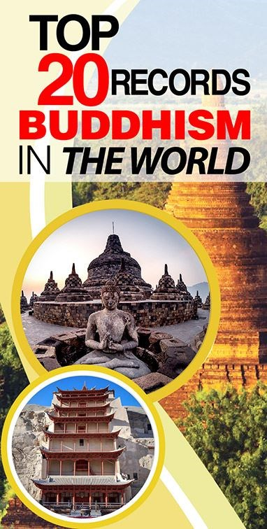 Top 20 Records Buddhism In The World