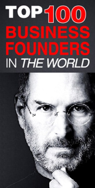 Top 100 Business Founders In The World