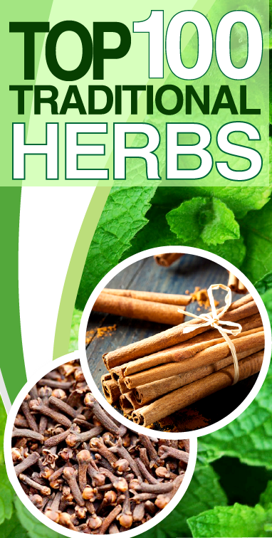 Top 100 Traditional Herbs